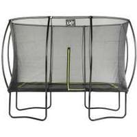 Exit Firkantet trampolin - silhouette firkantet trampolin - sort (exit) 244x366 cm (8x12ft)