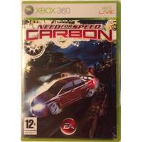 360 Need for speed Carbon