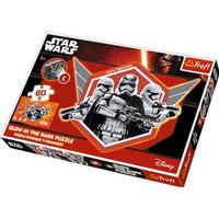 Trefl Pussel Star Wars 60 bitar Självlysande