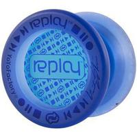 Aqua blue - Yoyofactory Replay responsive yoyo weighted designed for tricks used by champion