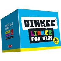 Dinkee Linkee For Kids - Card Game by John Adams