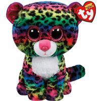 TY Beanie Boos Dotty Leopard 24cm