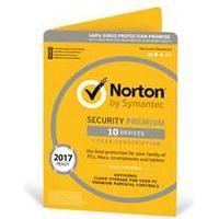Norton Security Premium (10 enheder) (Download)