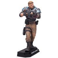 "JD Fenix (Gears of War) Blue Colour Tops 7"" McFarlane Toys Figure"