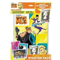 Topps Minions Despicable Me 3 Trading Cards Starter Pack #28753