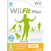 Wii Fit Plus (Solus)