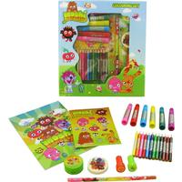 Moshi Monsters Colouring Set