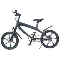 Gyroway X2 Elektrisk cykel Sort