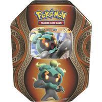 Pokémon Mysterious Powers Tin with Marshadow-GX