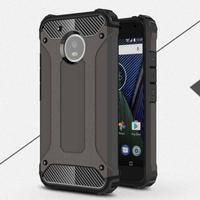 Motorola Moto G5 Armor Guard Plastic + TPU Hybrid Case