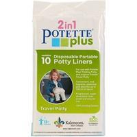 Potette Plus Engångspåsar 10-pack