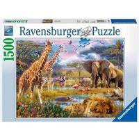 Ravensburger The Colors of Africa 1500 Pieces