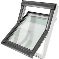 Velux MK10 GLU 0051 Aluminium Drej/kip vindue 78x160cm