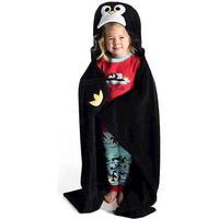 Penguin Critter Fleece Blanket