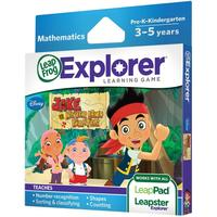 Leapfrog Explorer Game Jake And The Neverland Pirate