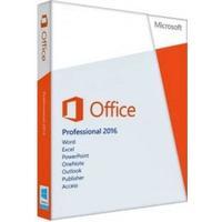Office Professional 2016 Retail fullständig version