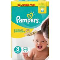 Pampers Premium Protection New Baby Size 3 Midi
