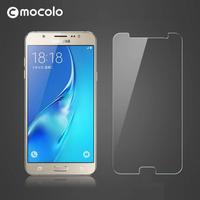 Samsung Galaxy J3 (2017) MOCOLO 2D 0.3 mm Anti-explosion Tempered Glass Screen Protector