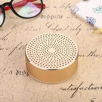 Universal Rechargable Cylinder Portable Bluetooth Mini Louder Speaker