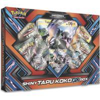Pokémon Shiny Tapu Koko-GX Box