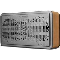 iCarer BS-221 Bluetooth-højtaler - Lysebrun / Grå