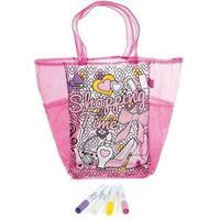 Färgläggningsbar väska Smoby 86850A Color Me Mine (OpenBox)