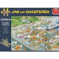 Jumbo Jan Van Haasteren The Locks 2000 Pieces