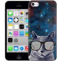 Iphone 5c skal cat space