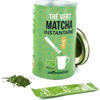 Ekologiskt Matcha Te i portionspåsar / Premium Grade