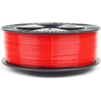 ColorFabb Röd Ekonomipack 2.2kg PETG 1.75mm FIlament