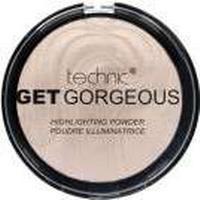 Technic get gorgeous highlighting poudre illuminatrice 12g