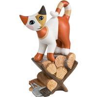 Goebel Cat Alla Scoperta Figur