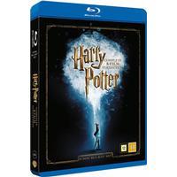 Harry Potter 1-7 Boks / Box Set - Blu-Ray