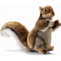 Hansa Squirrel With Nut 22cm 3745