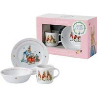 Beatrix Potter Gaveæske med 3 dele til piger