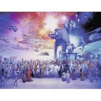 2000 bitar - Star Wars Universum