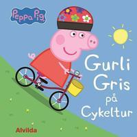 Peppa Pig Gurli Gris på Cykeltur