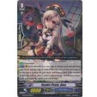 Single Card : G-BT08-093 Rookie Pirate, Gina