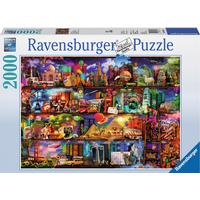 Ravensburger World of Books 2000 Pieces