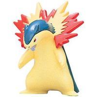 Pokemon Typhlosion Figur ! Takara Tomy