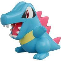 Pokemon Totodile Figur ! Takara Tomy