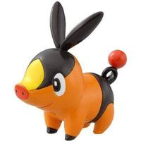 Pokemon Tepig Figur ! Takara Tomy