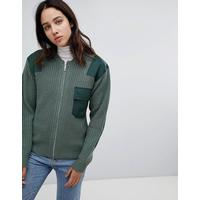 Mads Norgaard Military Cardigan