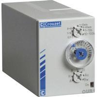 Crouzet Tidsrelä Crouzet PL2R1 Multifunktionell 0.1 s - 100 h 2 switch 1 st