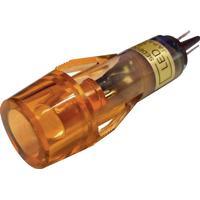Sedeco LED-signallampe Sedeco BD-1019 24 V/DC Orange