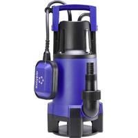 Renkforce 1519498 Smutsvattenpump dränkbar med säkerhetsplugg 13000 l/h 8 m