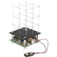Velleman MK193 LED terninger byggesæt Model: Byggesæt 5 V/DC, 9 V/DC