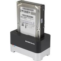 Basetech USB 3.0 Harddisk-dockingstation Basetech BT-DOCKING-01 SATA 1 porte