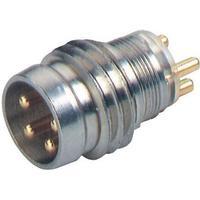 Hirschmann 933 393-001 Sensor- /aktor-stikforbinder til indbygning M8 Stik, indbygning Pol-tal (RJ): 4 100 stk
