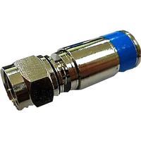 Interkabel F-Kompressionsstecker Bemærk! Dette produkt er blevet maskineoversat. Passer tilAC100 (605731)